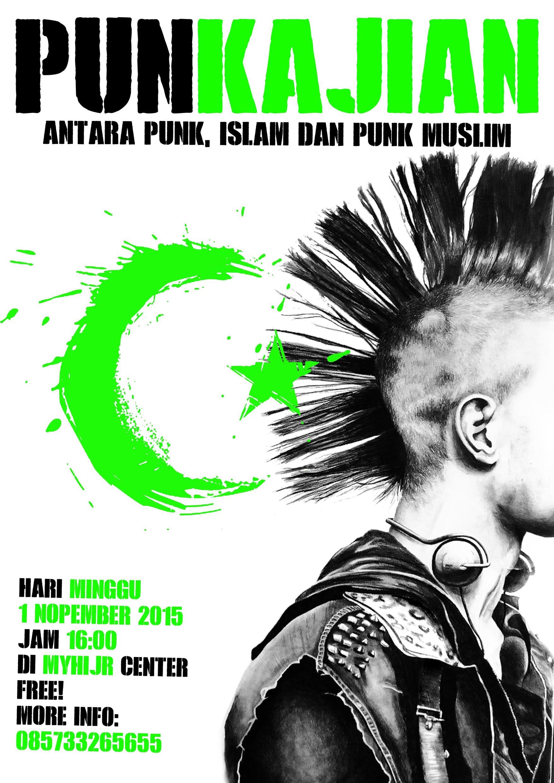 SUB CHAOS ZINE Page 2 Islamisasi Subkultur Punk Lewat Zine
