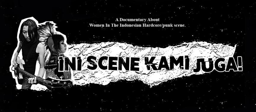 """Ini Scene Kami Juga!"", Sebuah Bukti Kegagalan Punk Menerapkan Kesetaraan Gender Didalam Scene-nyaSendiri"
