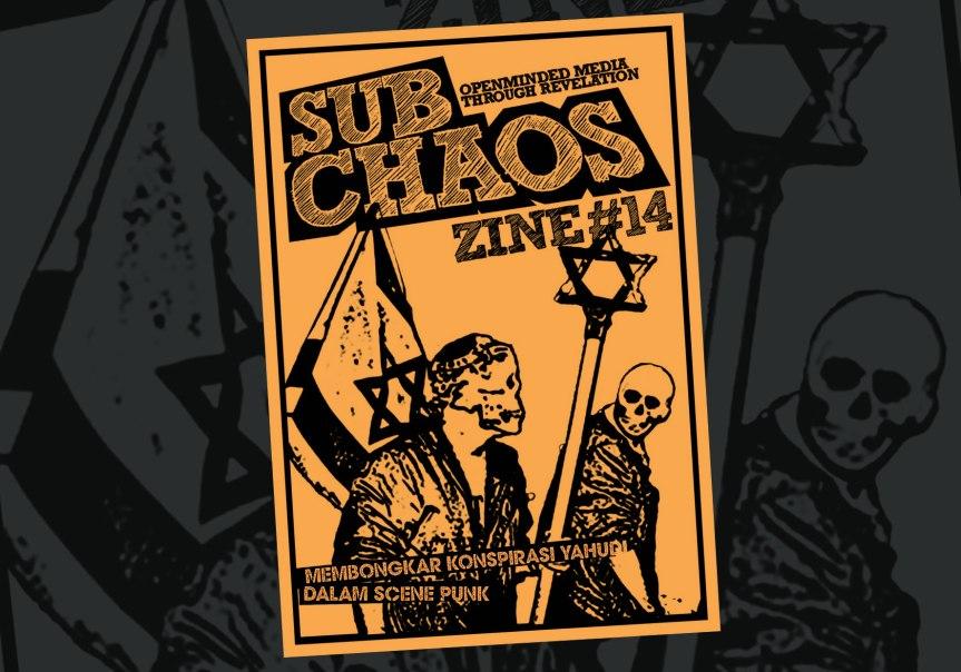 Sub Chaos Zine#14 Dirilis, Silakan Baca, Simpan, atau BuangSekalian!